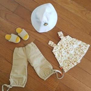 Karito Kids Play Date Cargo Outfit